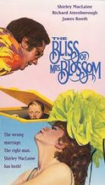 The Bliss of Mrs Blossom [1968] [DVD]