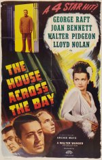 The House Across the Bay [1940] [DVD]