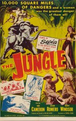 The Jungle [1952] [DVD]