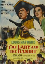 The Lady and the Bandit [1951] [DVD]