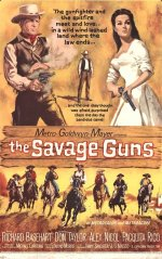 The Savage Guns [1961] [DVD]