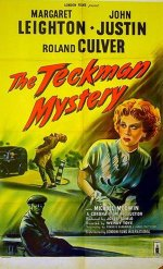 The Teckman Mystery [1954] [DVD]