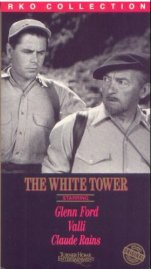 The White Tower [1950] [DVD]