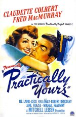 Practically Yours [1944] [DVD]