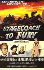 Stagecoach to Fury [1956] [DVD]