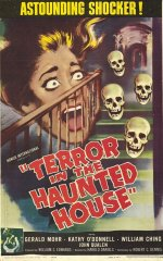 Terror in the Haunted House [1958] [DVD]