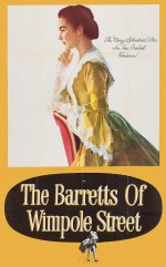 The Barretts of Wimpole Street [1957] [DVD]