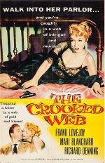 The Crooked Web [1955] [DVD]