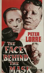 The Face Behind the Mask 1941 dvd
