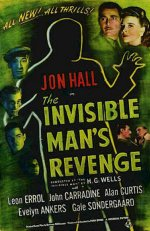 The Invisible Man's Revenge [1944] [DVD]