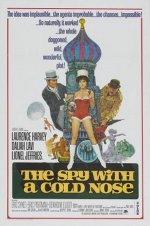 The Spy With A Cold Nose [1966] [DVD]