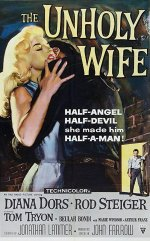 The Unholy Wife [1957] [DVD]