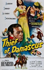 Thief of Damascus [1952] [DVD]