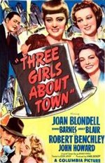 Three Girls About Town [1941] [DVD]