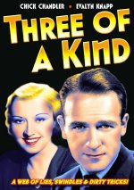 Three of a Kind [1936] [DVD]